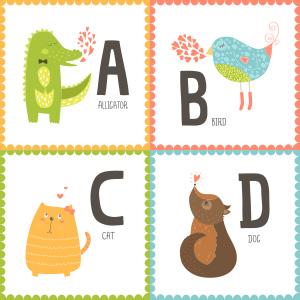 Apprentissage De L Alphabet Anglais
